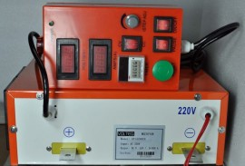 Volteq High Current Rectifier for Electroplating Anodizing HY061000EX 6V 1000A