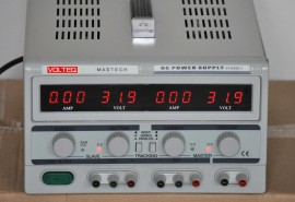 Variable Linear DC POWER SUPPLY HY3005D-3 TRIPLE OUTPUTS 30 V 5A