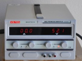 Variable Switching DC Power Supply HY5030EX 50V 30A 110V Input