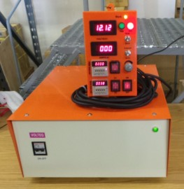 High Current Rectifier for Electroplating Waste Water Treatment HY12500RX 12V 500A wth Reverse Polarity