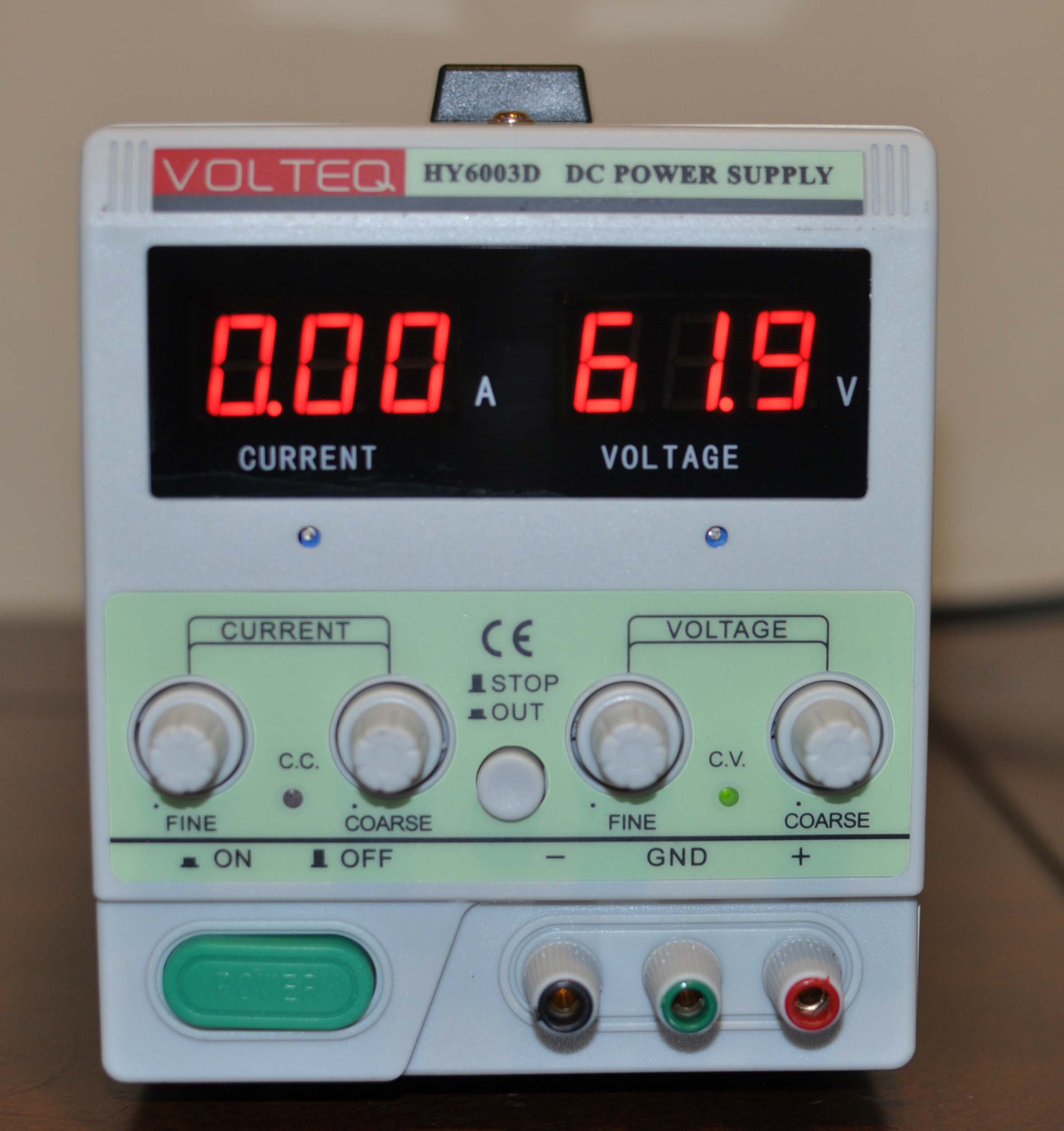 Volteq Linear DC Power Supply - Volteq - Reliable Regulated
